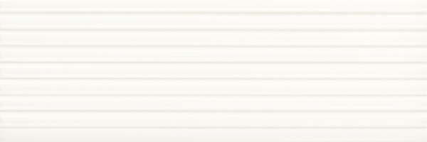 Imagine Elanda Bianco Struktura Stripes 25x75