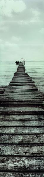Imagine Decor din Sticla compus din 8-elemente Blinds