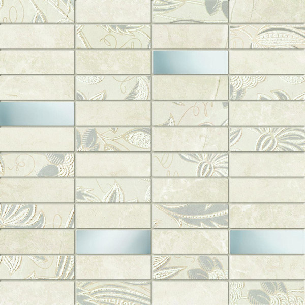 Imagine Mozaic Versus Biala 29,8x29,8