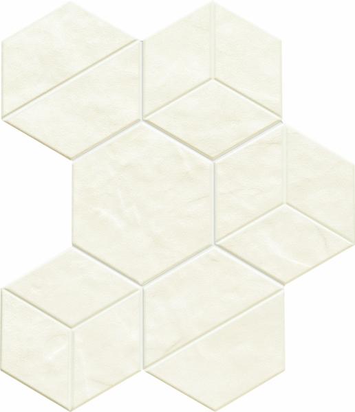 Imagine Mozaic Igara White 28,9x22,1