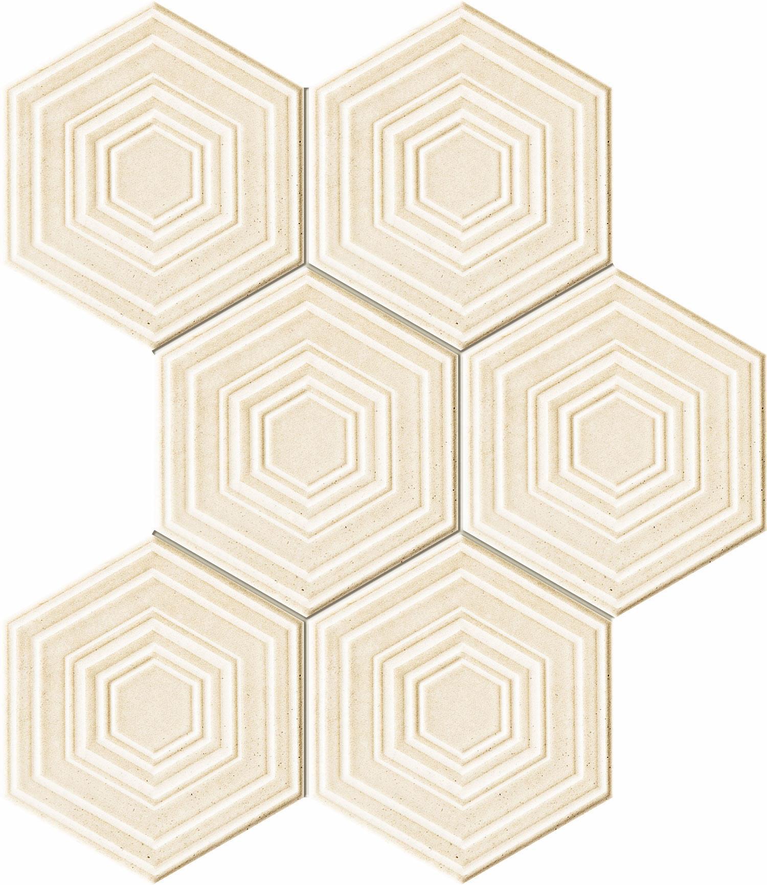 Imagine Mozaic Solei Ecru 28,9x22,1