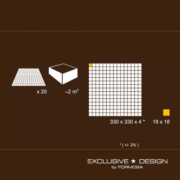Mozaic Piscine MPO04-XX-002