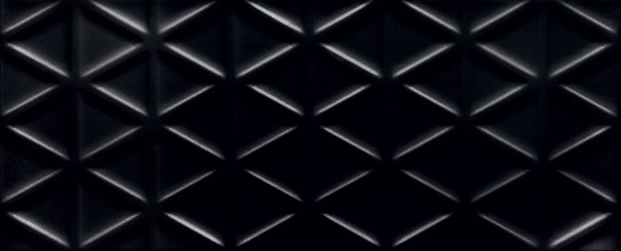 Imagine Faianta Senza Black Geo STR 29,8x74,8