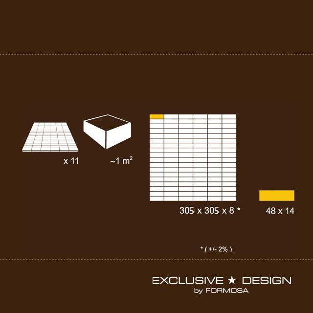 Imagine Mozaic Bambus A-BM5X1-R3-XXX