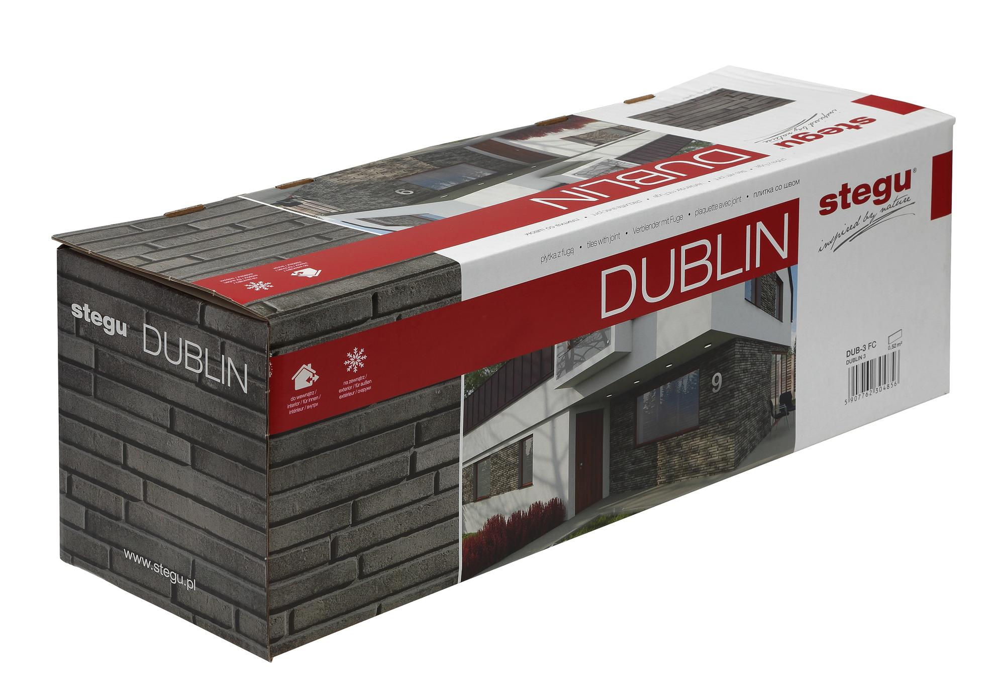 Imagine Dublin Graphite