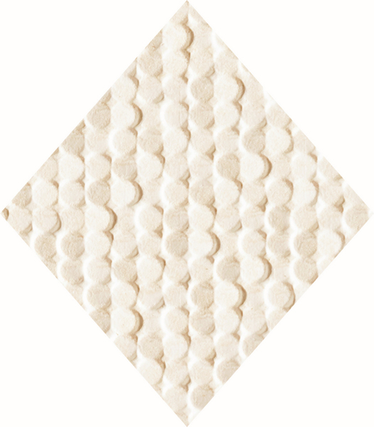 Imagine Faianta Coralle Diamond Ivory - Romb