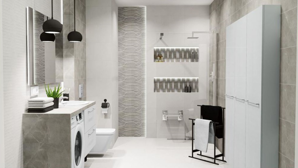 Mozaic Vezin Grey 29,8x29,6