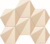 Imagine Mozaic Chenille Beige HEX 28,9x22,1