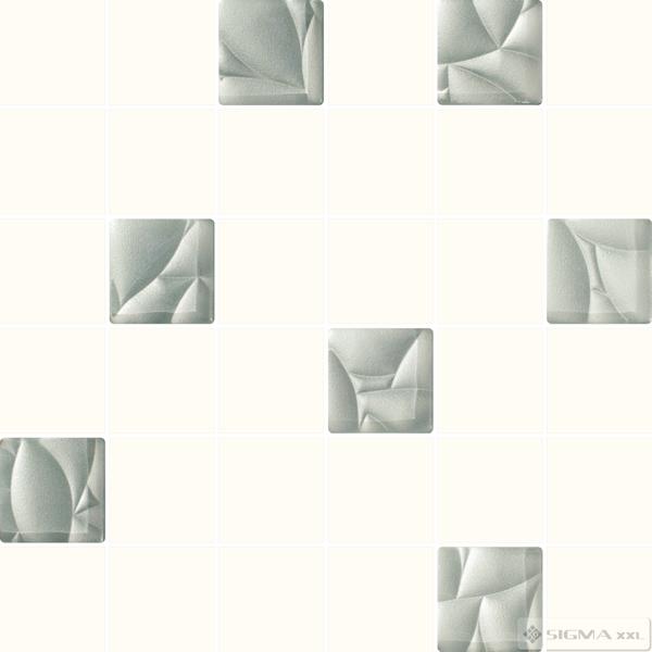 Imagine Mozaic Esten Bianco / Silver Mix 29,8x29,8