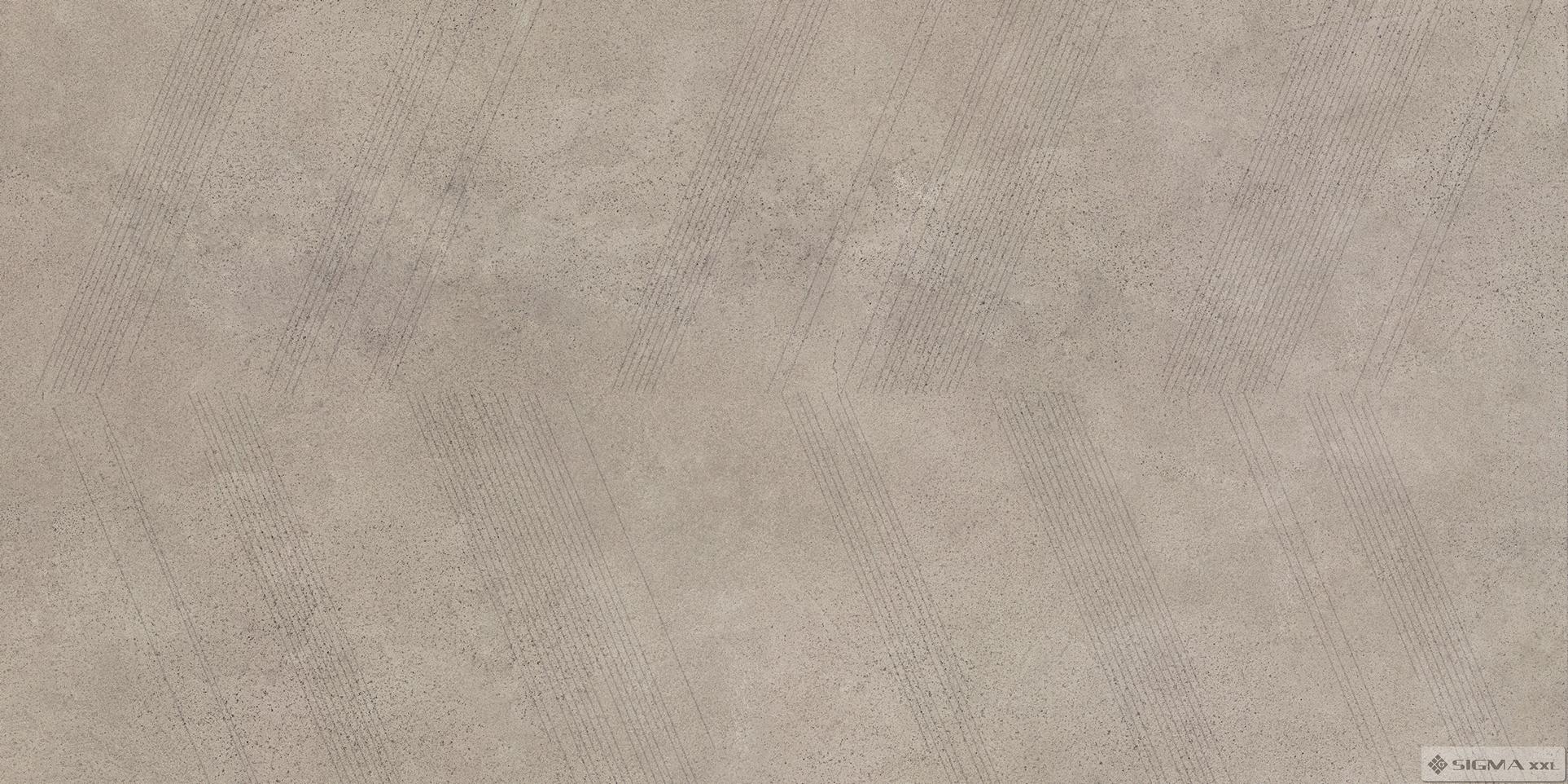 Imagine Gresie SILKDUST LIGHT GRYS DEKOR MAT 59,8x119,8