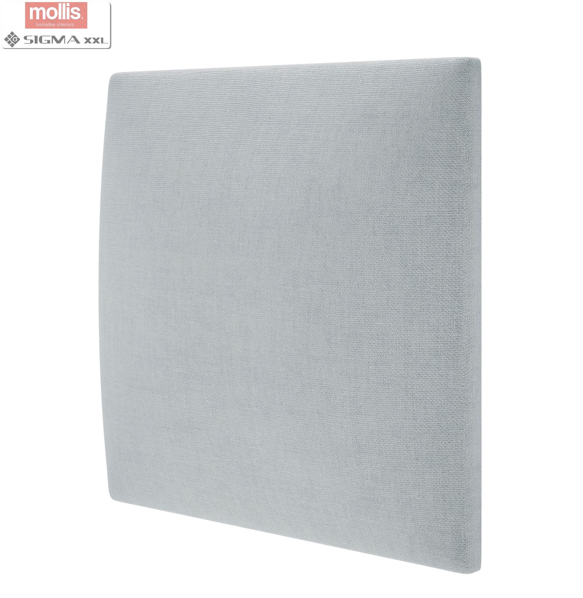 Imagine Mollis Basic 01 Silver (Patrat - 30x30 cm)
