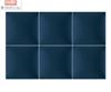 Imagine Mollis Basic 01 Navy (Patrat - 30x30 cm)