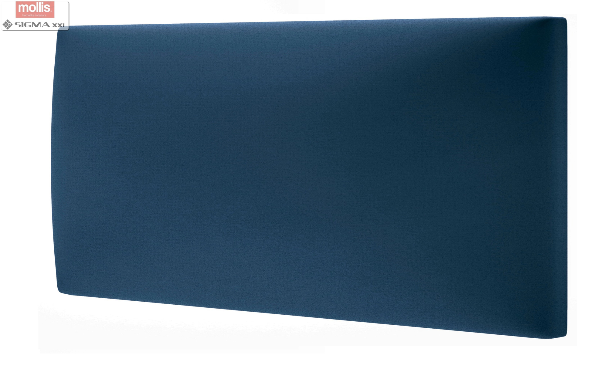 Imagine Mollis Basic 01 Navy Dark Blue (Dreptunghi- 30x60 cm)