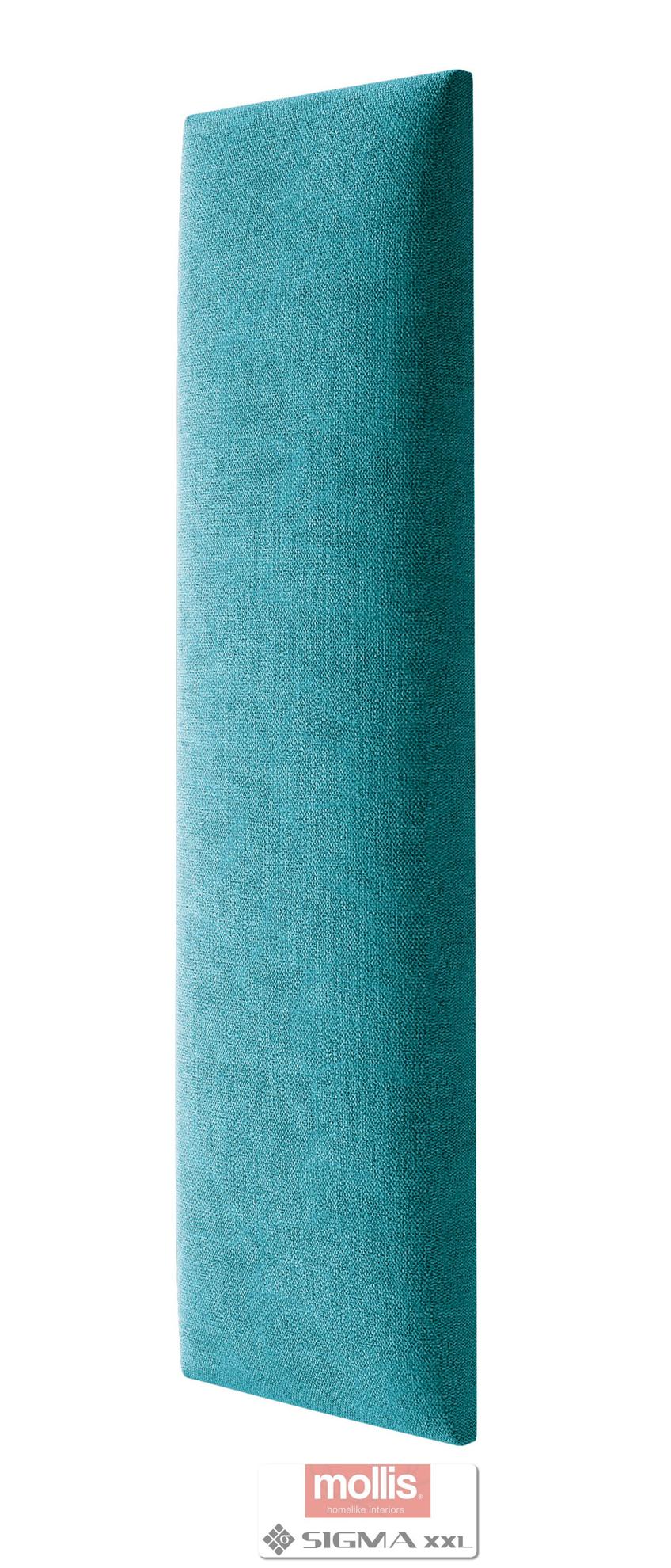 Imagine Mollis Basic 03 Turquoise (Dreptunghi- 15x60 cm)