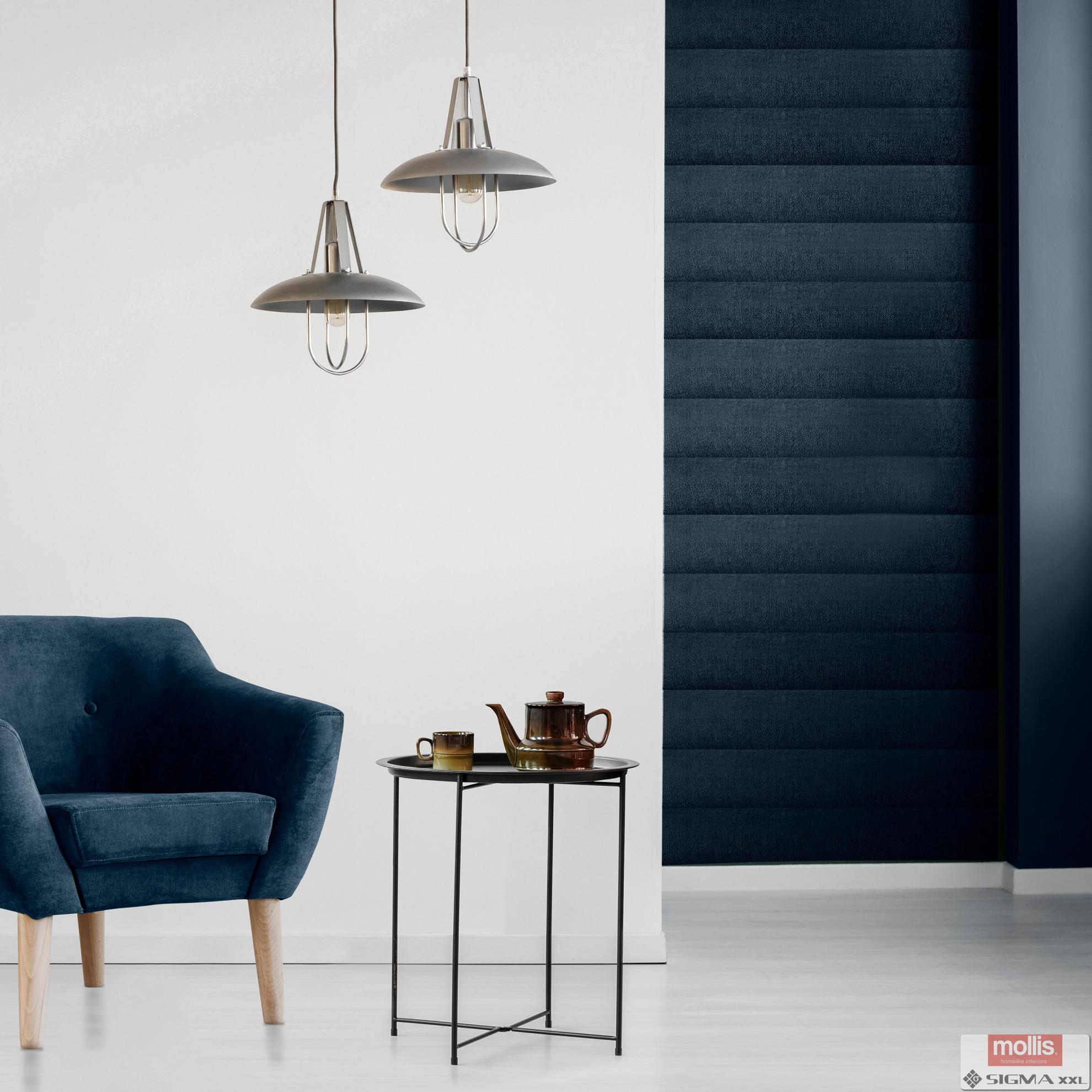 Imagine Mollis Basic 03 Blue (Dreptunghi- 15x90 cm)