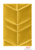 Imagine Mollis Abies 01 Gold (Paralelogram B - 30x30 cm)