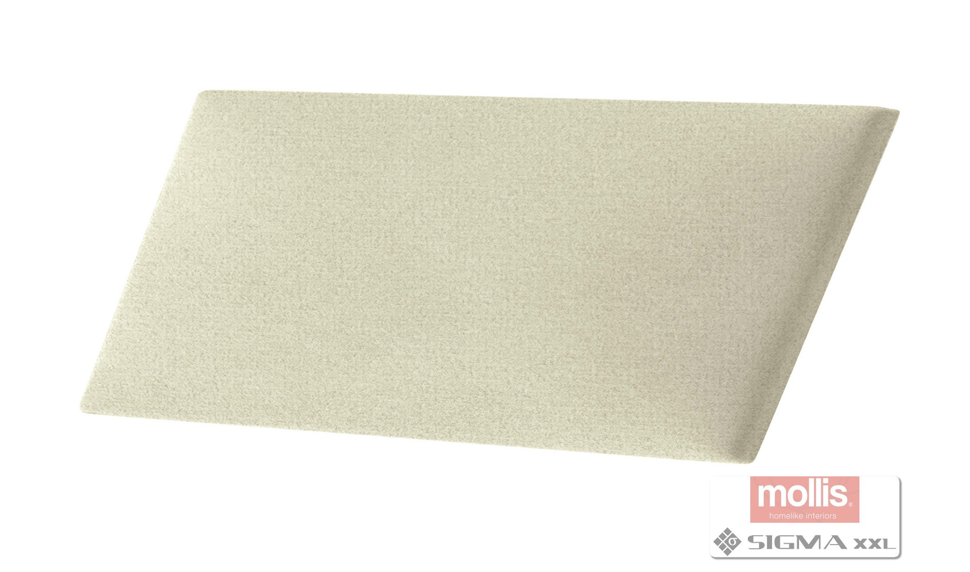 Imagine Mollis Abies 02 Beige (Paralelogram A - 30x15 cm)