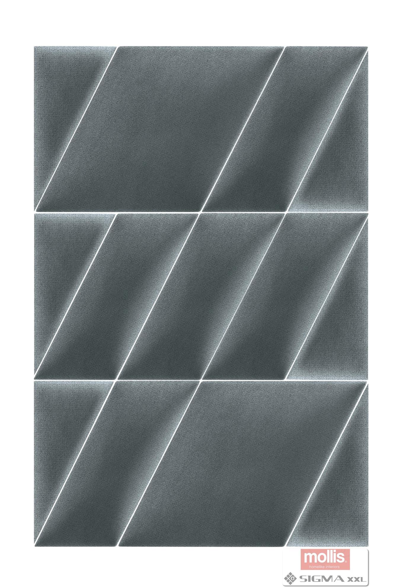 Imagine Mollis Abies 02 Dark Storm (Paralelogram B - 30x15 cm)