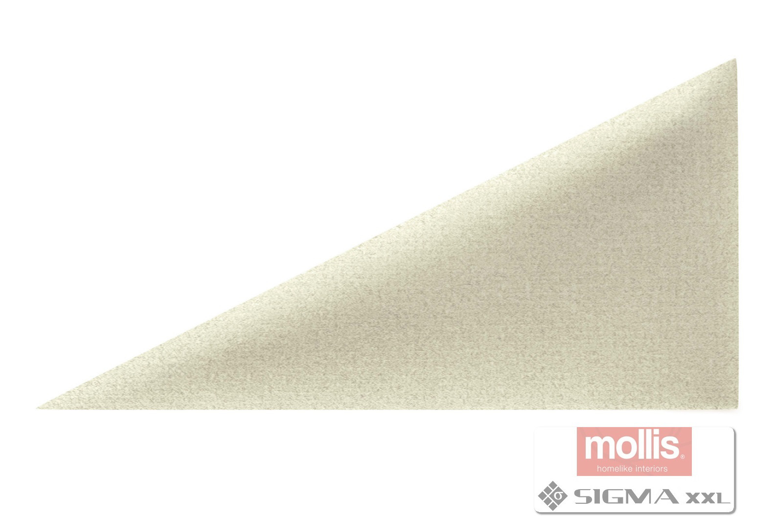 Imagine Mollis Abies 03 Beige (Triunghi A - 30x15 cm)