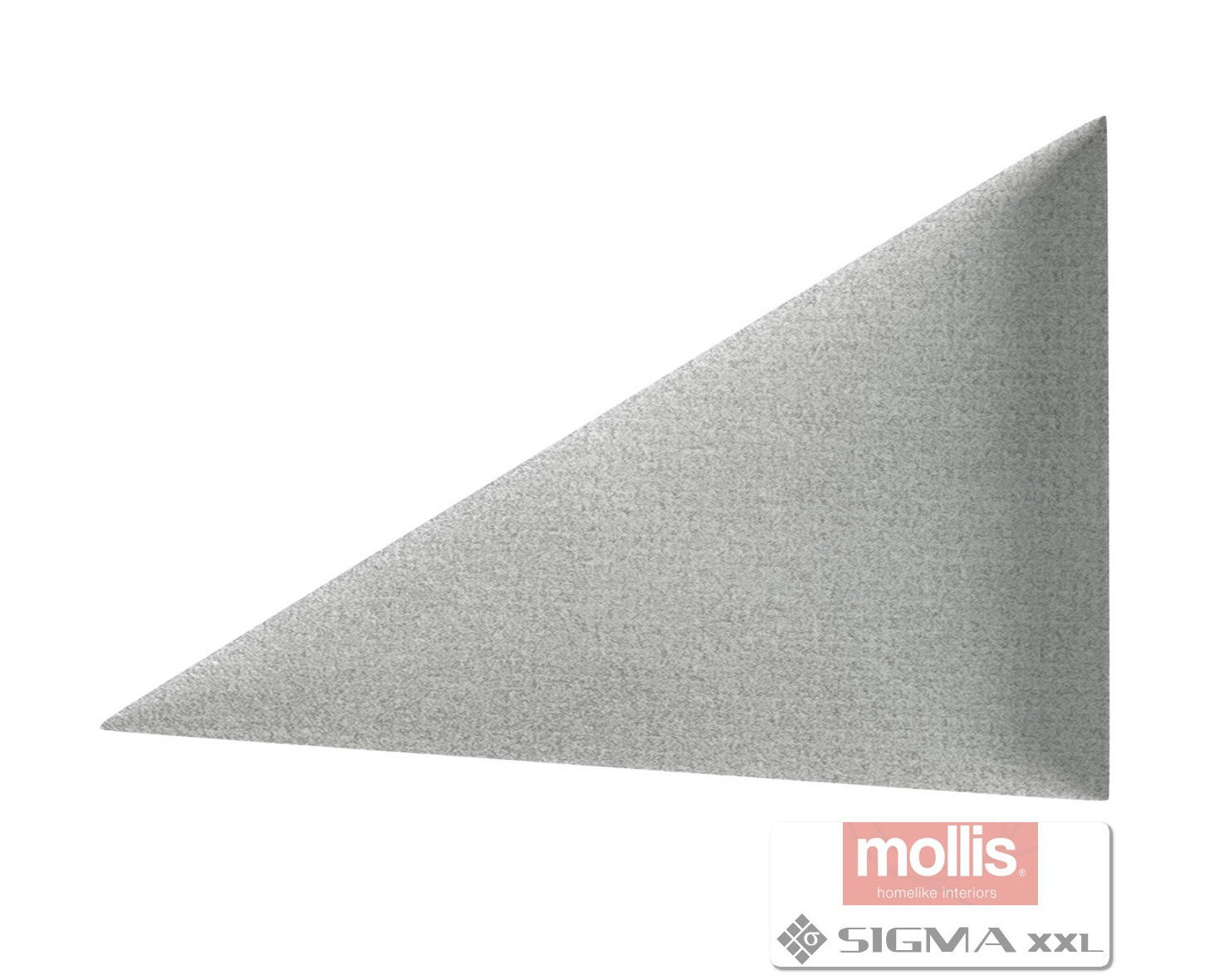 Imagine Mollis Abies 03 Grey Dust (Triunghi A - 30x15 cm)