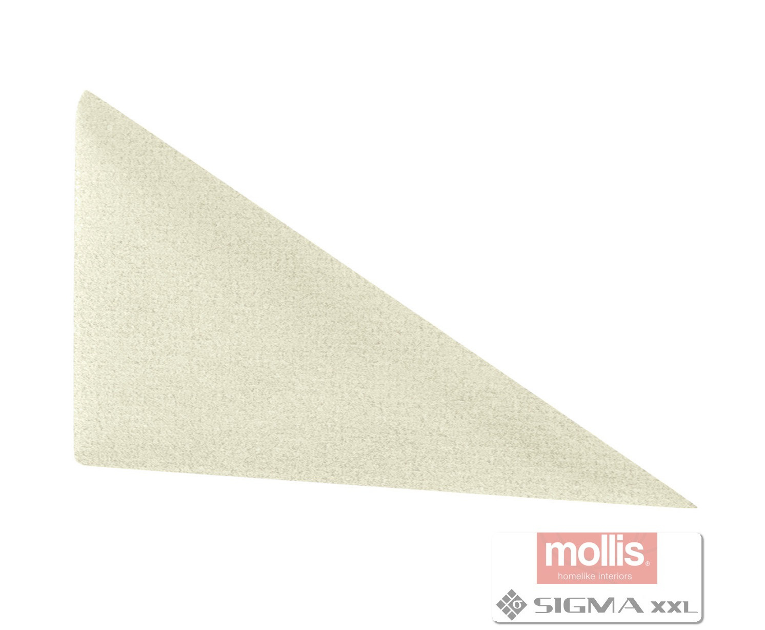 Imagine Mollis Abies 03 Beige (Triunghi B - 30x15 cm)