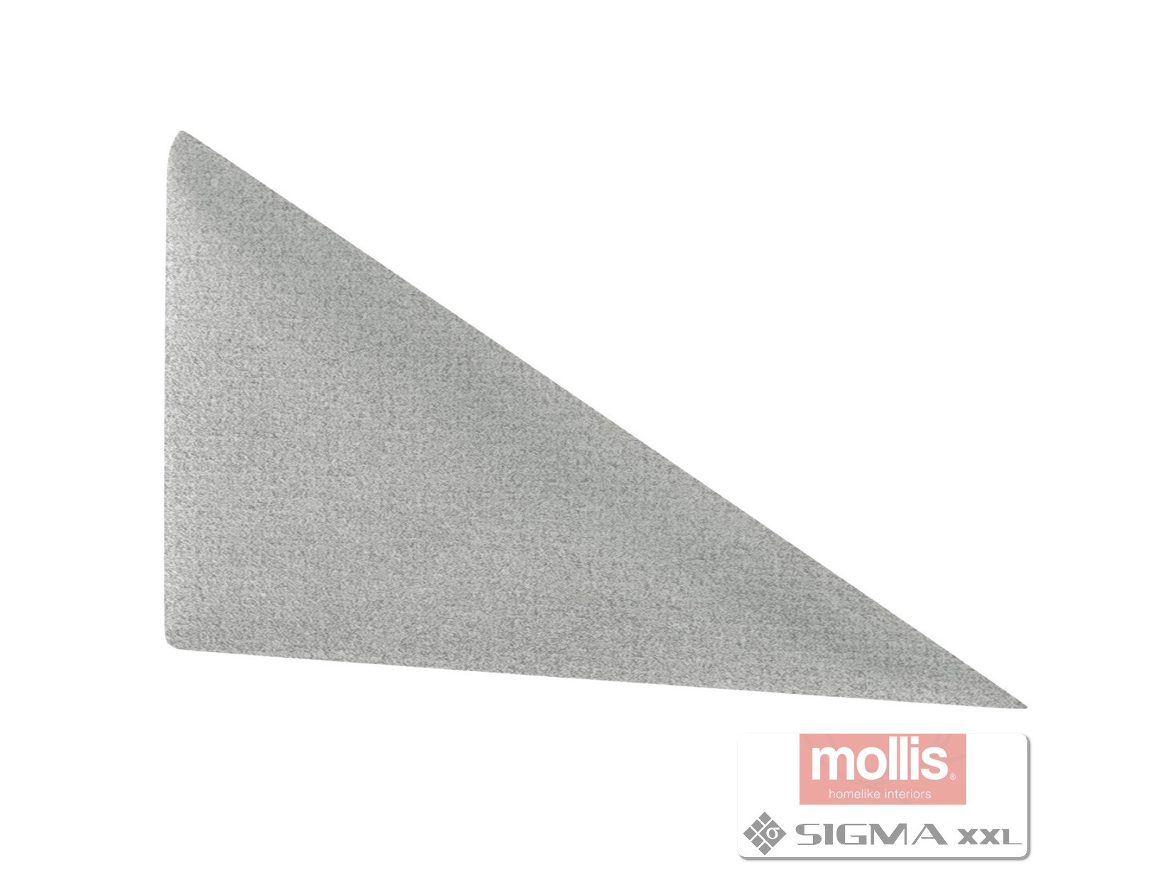 Imagine Mollis Abies 03 Grey Dust (Triunghi B - 30x15 cm)