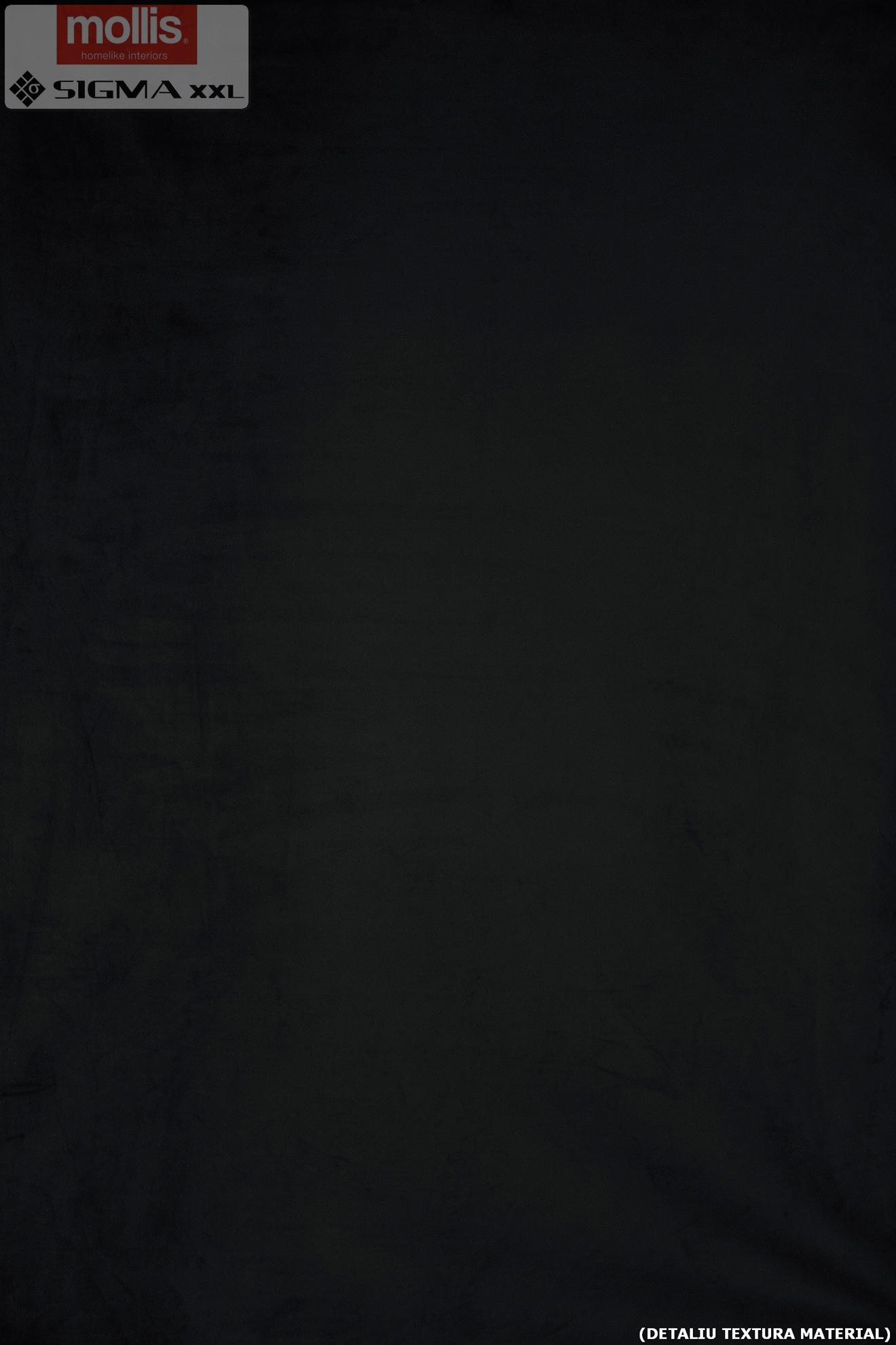 Imagine Mollis Abies 03 Black (Triunghi B - 30x15 cm)