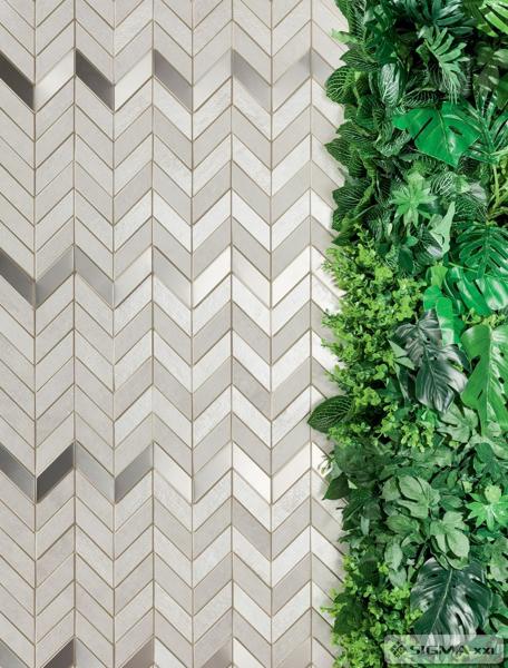 Mozaic Tasmania Grey 29,8x24,6