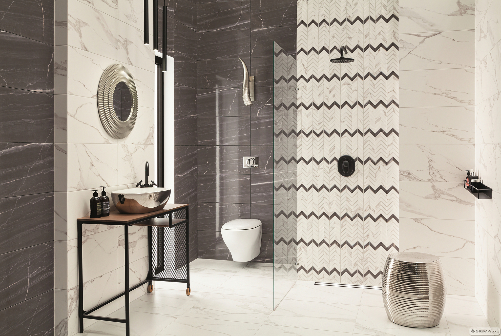 Imagine Mozaic Bonella White 29,8x24,6