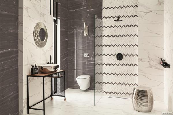 Mozaic Bonella White 29,8x24,6