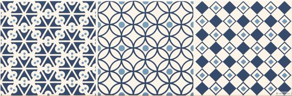 Imagine Decor Avignon Cobalt  1  14,8x44,8