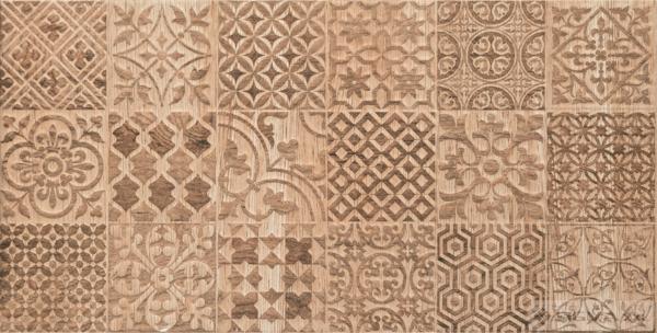 Imagine Faianta Velvetia Patch Wood STR 30,8x60,8