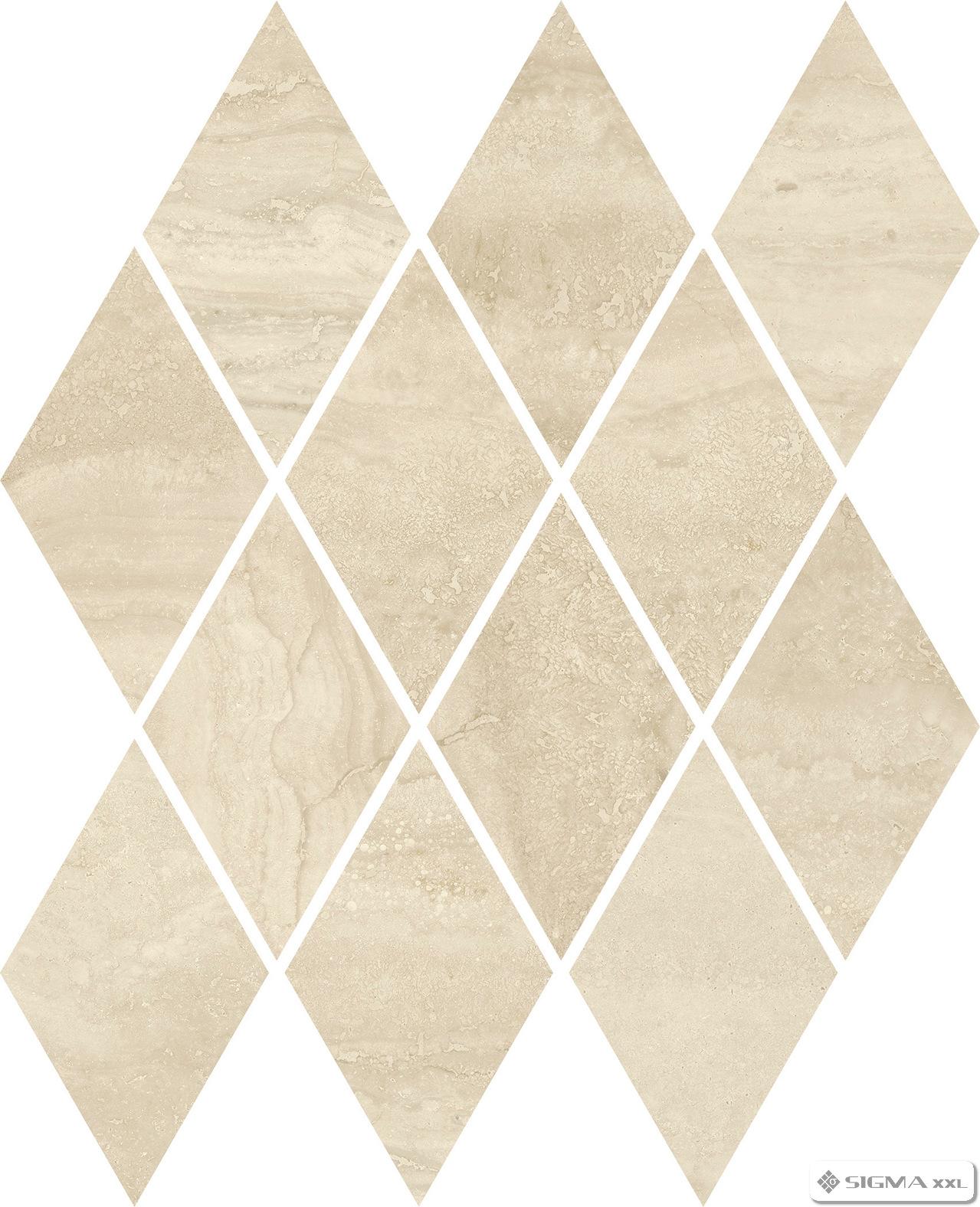 Imagine Mozaic Silence Beige Mat 20,6x23,7