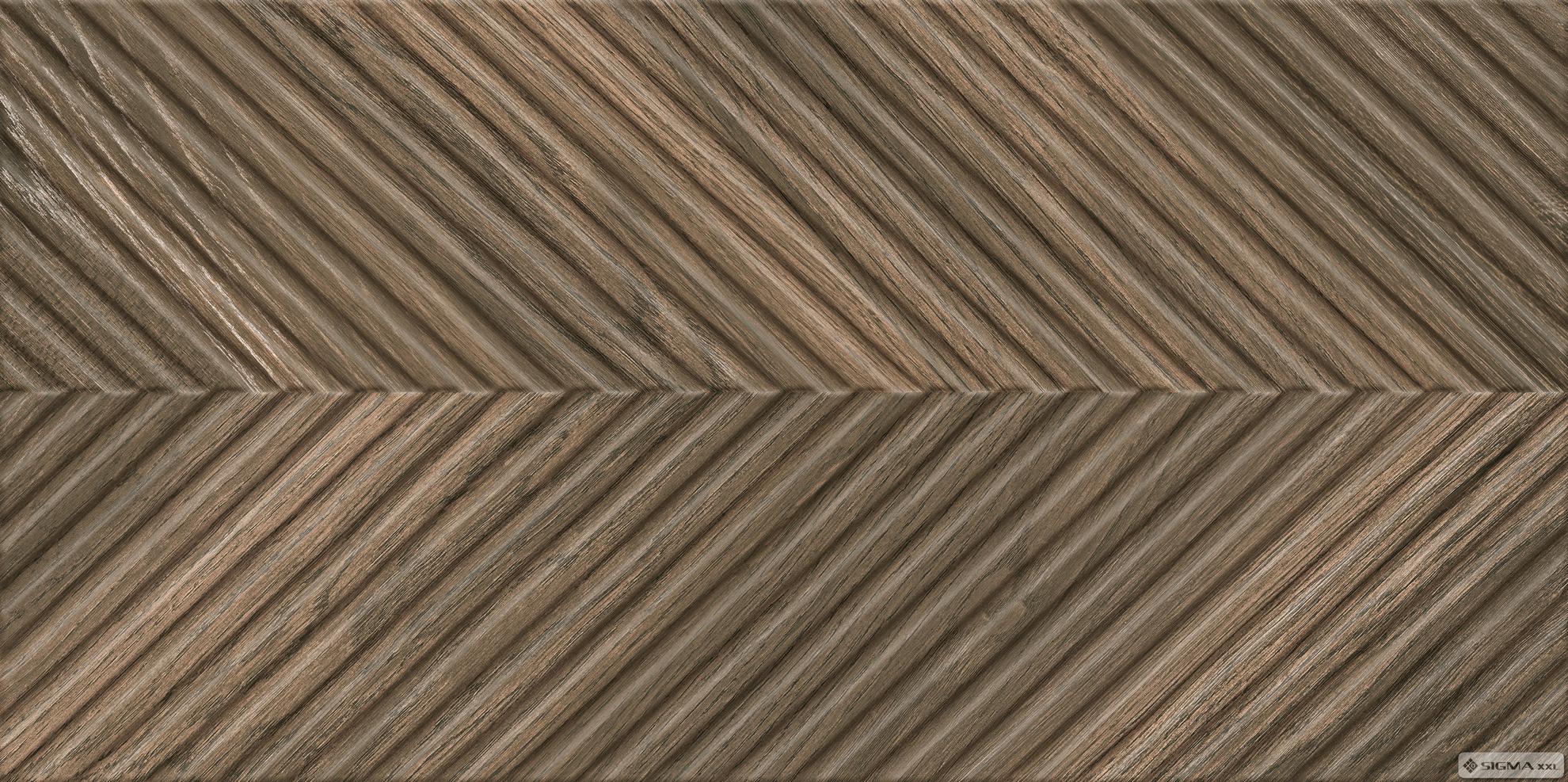 Imagine Faianta Afternoon Brown B Struktura 29,8x59,8